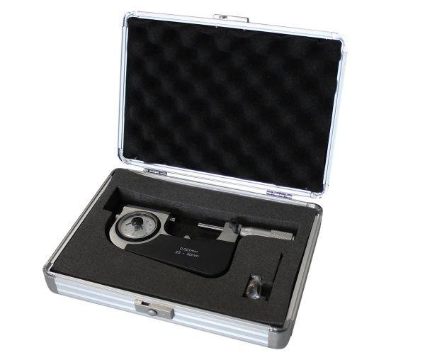 Feinzeiger-Messschraube 25-50mm