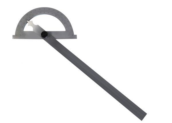 Gradmesser aus Stahl, 250 x 500 mm