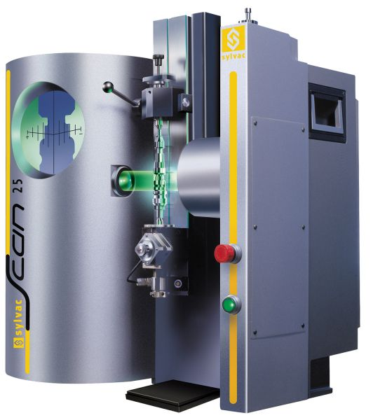 Optisches Wellenmessgerät Sylvac SCAN25