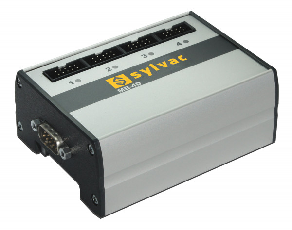 MB-4D Multiplexeinheit M-BUS