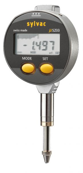 Kleinmessuhr S-Dial 233 S (Standard) Analog