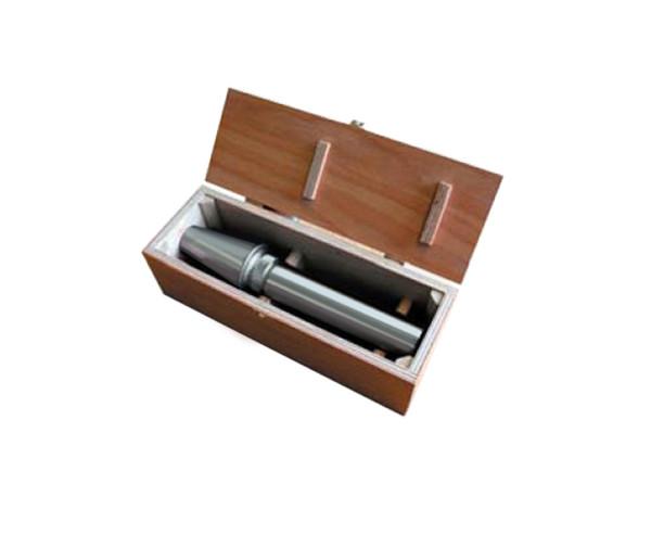 Einstelldorn SK40 Ø 50 mm, L=330 mm in Holzkiste