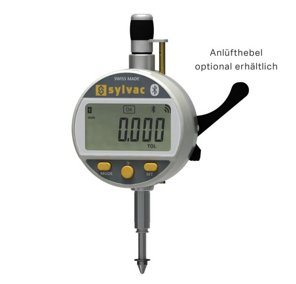 Messuhr S_Dial WORK ADVANCED Bluetooth®