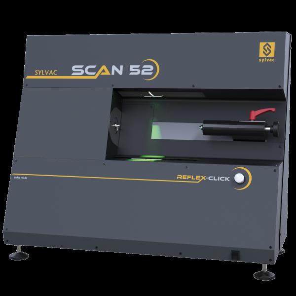 Optisches Wellenmessgerät Sylvac SCAN52 +