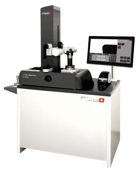 Werkzeugvoreinstellgerät Tool Master Quadra SK50