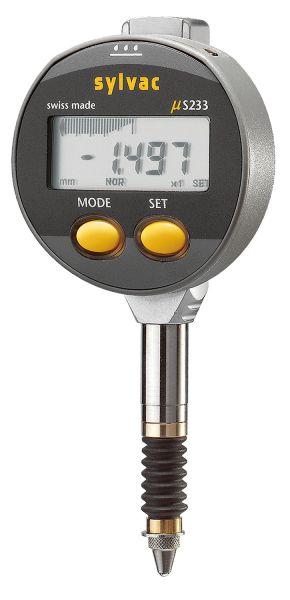 Kleinmessuhr S-Dial 233 P (Geschützt) Analog